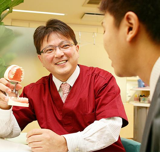 MTMで生涯健康な歯に…